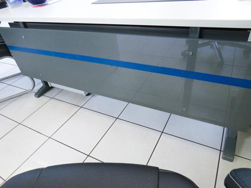 Büro Tischabdeckung - Malerfachbetrieb Martin Popalwski - Malermeister