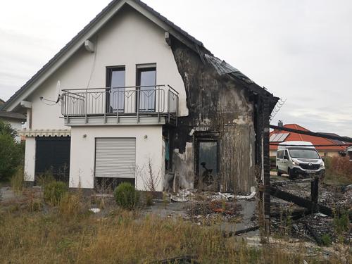 Hausbrand Drebber - Diepholz 2020